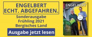 ENGELBERT.ECHT.ABGEFAHREN Frühling 2021